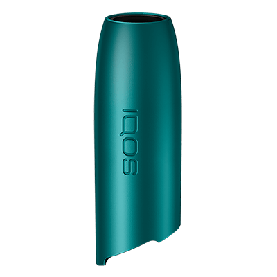 Cappuccio Colorato IQOS 3, Electric Teal, large